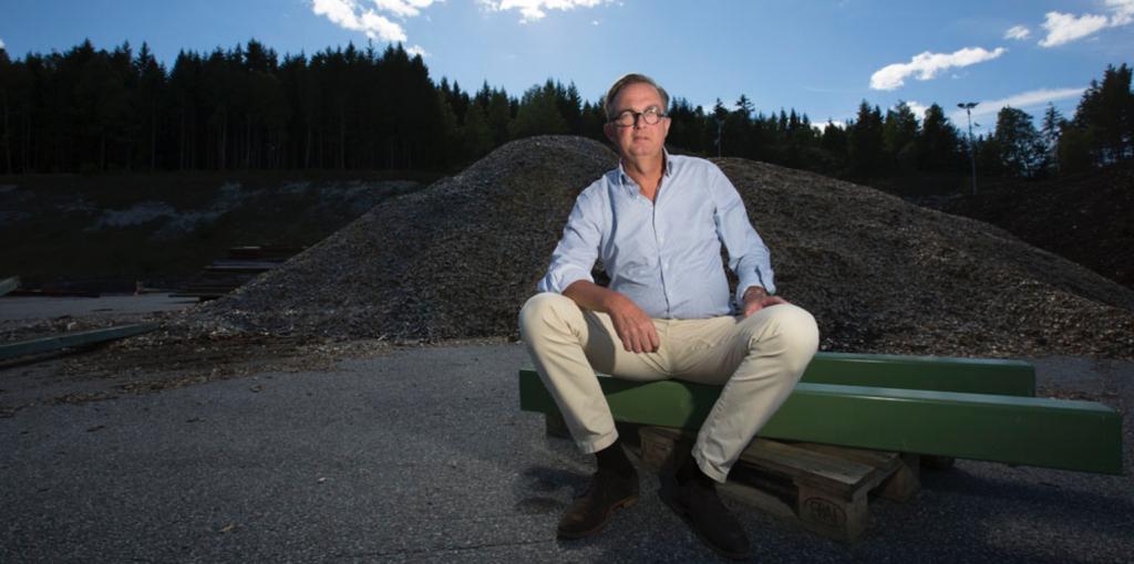 VIDA bygger ett av världens modernaste klentimmersågverk i Nössemark. Här finns god kompetens inom träindustri.